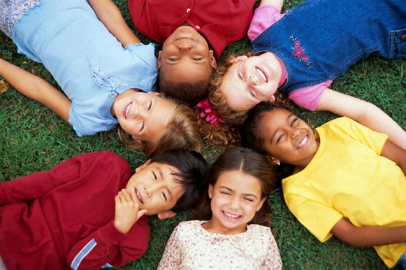 children circle