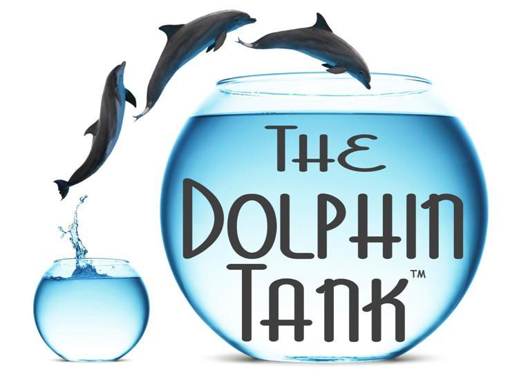 Springboard Dolphin Tank