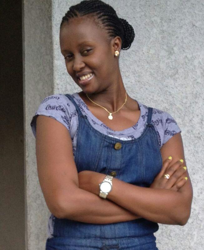Jane from Rwanda