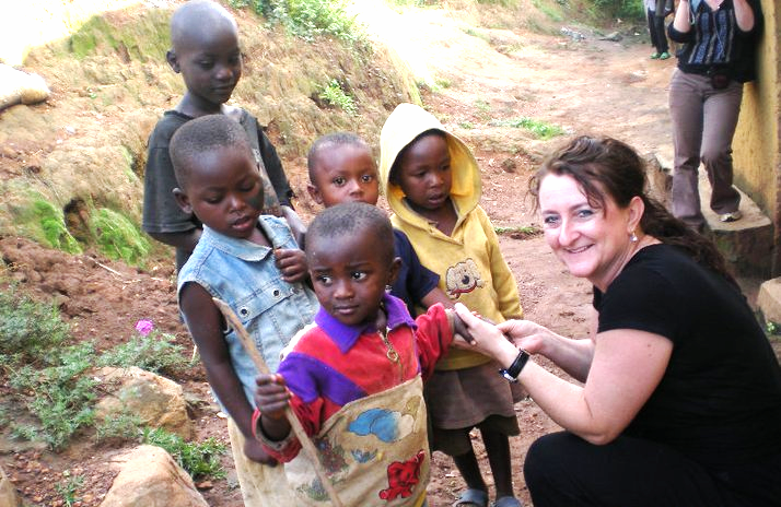 Lee MacBean, our newest staff member, is going back to Africa! Click here to read an article she wrote.