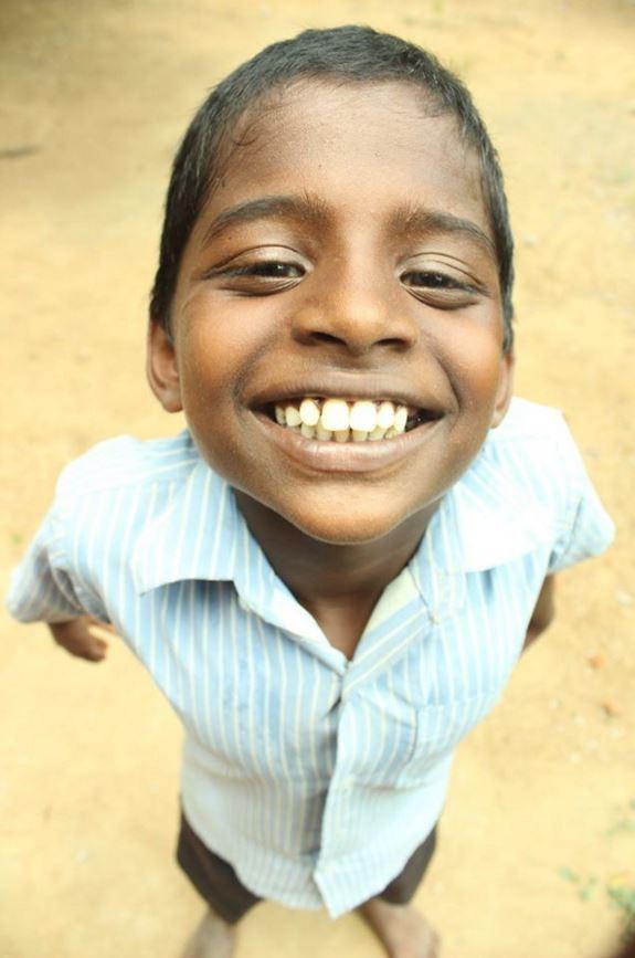 Boy at HOH India