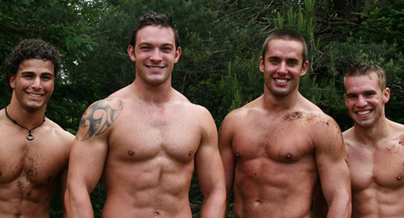 Mens Naked Yoga  Pilates This Weekend-4793