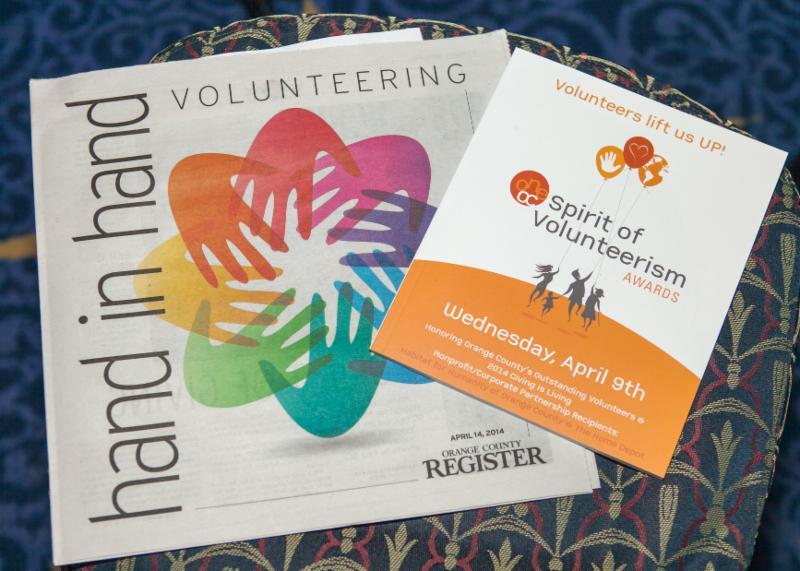 Spirit of Volunteerism Awards