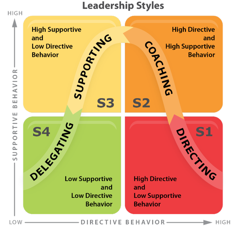 leadership model essay