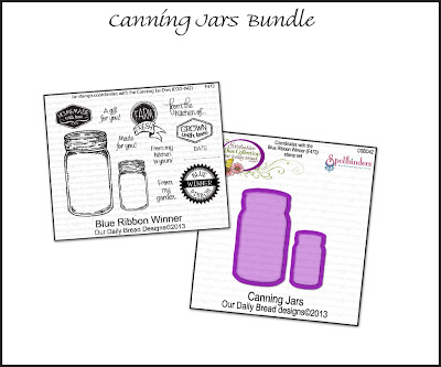 Our Daily Bread Designs, Canning Jars Bundle