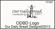 Stamps - Our Daily Bread Designs ODBD Logo Mini