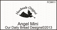 Stamps - Our Daily Bread Designs Angel Mini