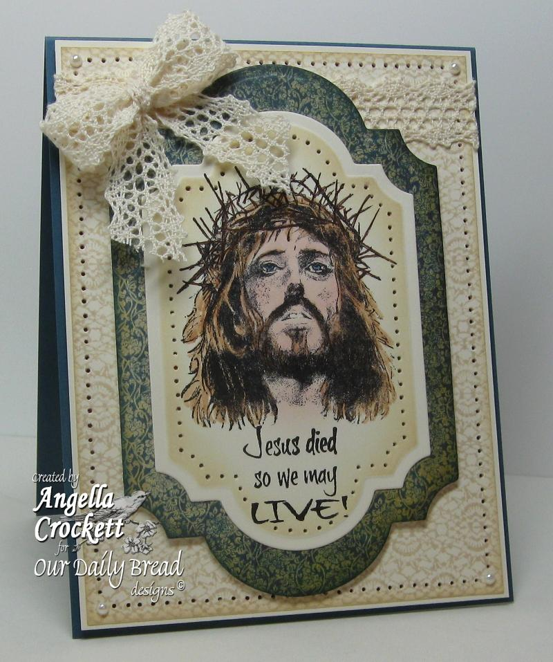 ODBD Crown of Thorns Designer Angie Crockett