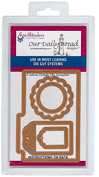 Our Daily Bread Designs Exclusive Recipe Card and Tags Die