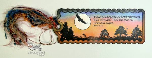 Our Daily Bread designs Bookmarks - Trees Designer Grace Nywening