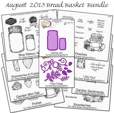 Our Daily Bread Designs, Bread Basket Bundle