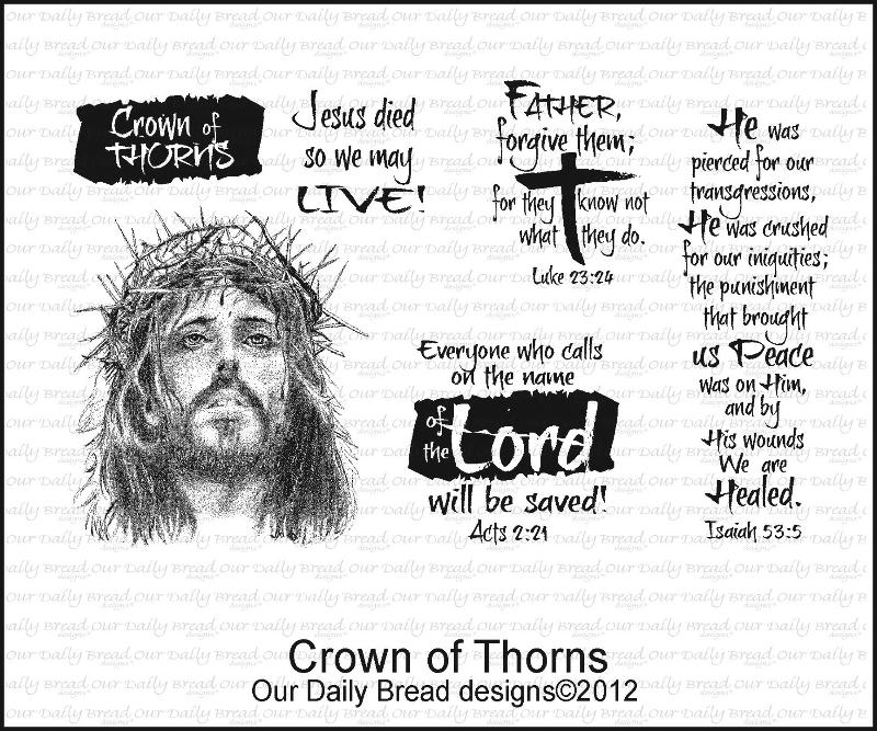Our Daily Bread designs Crown of Thorns