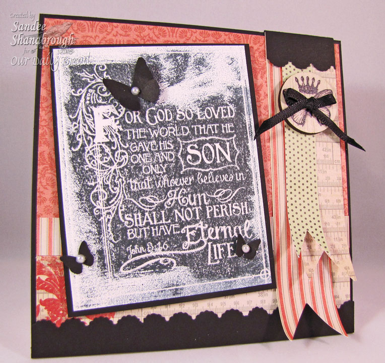 Stamps - Our Daily Bread Designs Chalkboard John's