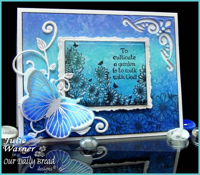 Our Daily Bread designs Daisy Background Designer Julie Warner