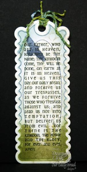 Our Daily Bread designs Bookmarks - Prayers Designer Dawn Lusk