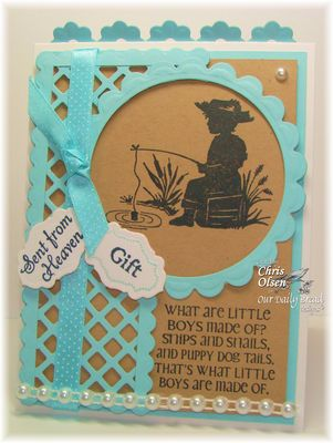 Our Daily Bread Designs, Little Boys, Words of Faith, Antique Label Designs, Little Girls, Antique Labels and Border Dies