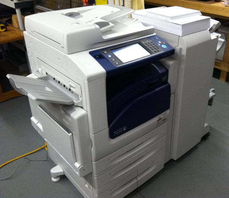 ODBD Color Copier