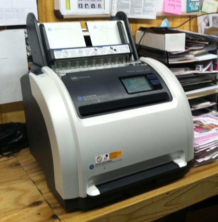 ODBD Binding Machine
