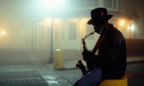 Jazz in Fog