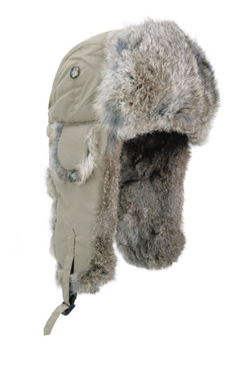 305KHK Lil' Supplex Bomber with Brown Fur