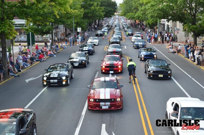 carlisle Parade