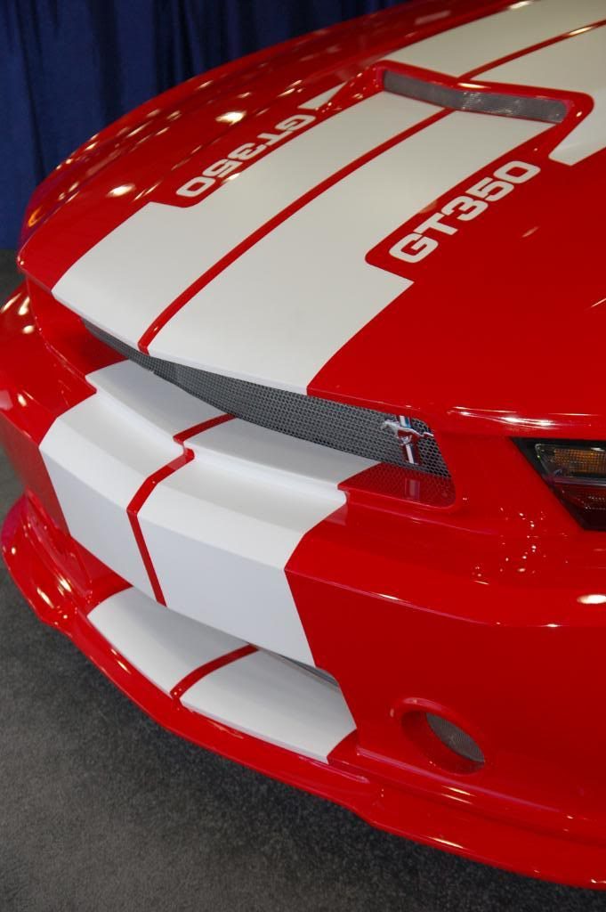 Gt 350 Front Red NY