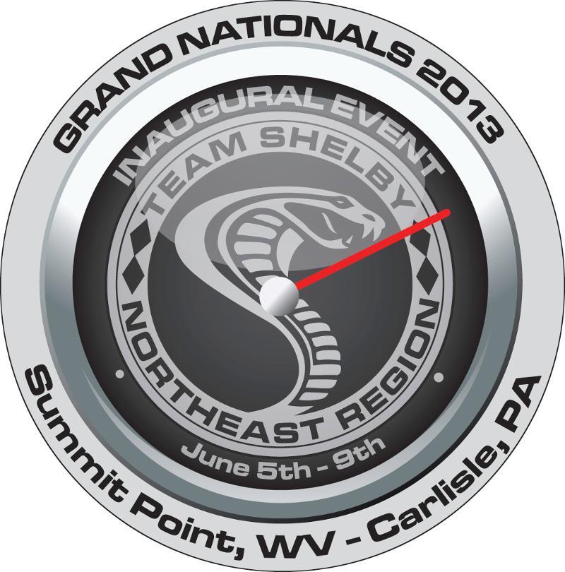 Grand Nats 13 Logo