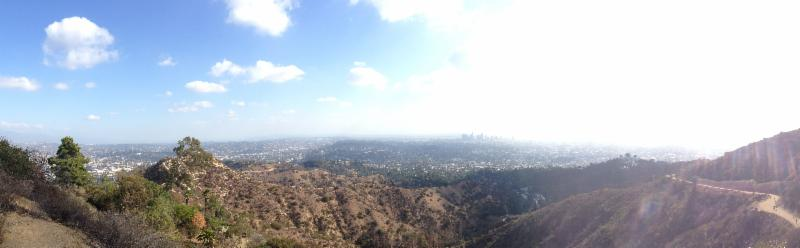 On Top of Los Angeles