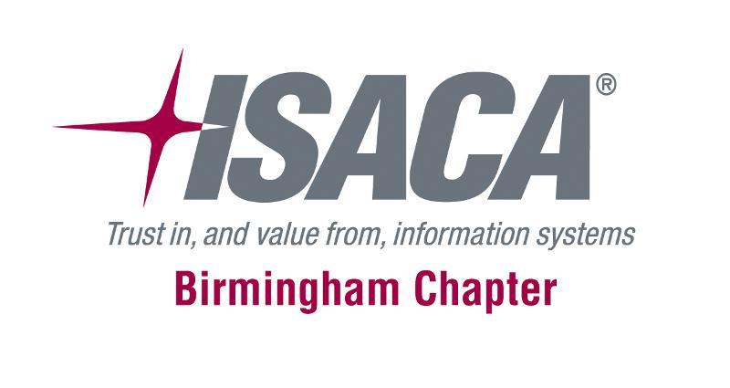 Bham ISACA Logo