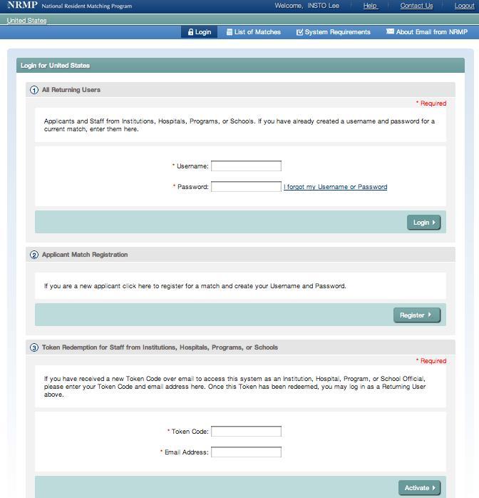 Match com home page