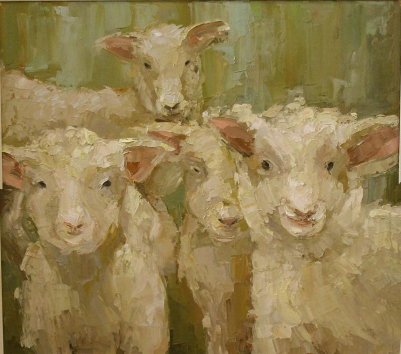 Sermon Feed My Sheep: Sheridan Lutheran Church Devotion: Feed My Lambs
