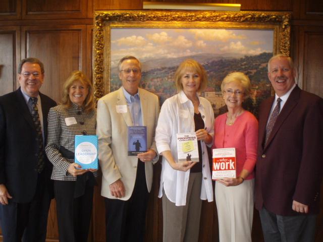 July, 2010 FFBS Book Winners