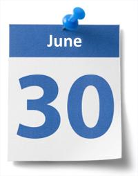 30th June