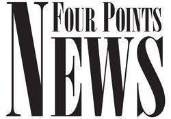 Four Points News Logo