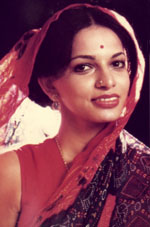 Shantiji with veil