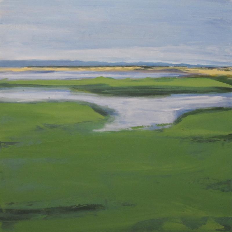 Karen Gausch's -  View Towards Great Island