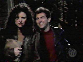 """John as """"Seinfeld"""""""