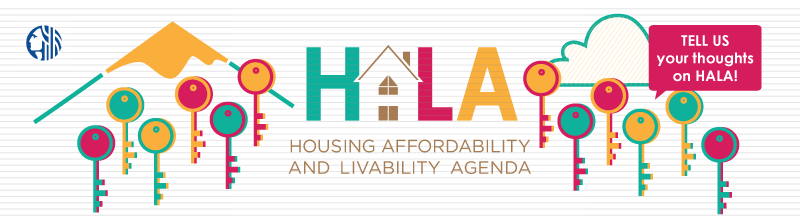 Join the online conversation about HALA