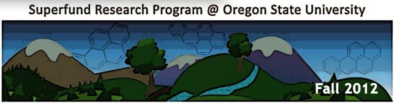 OSU SRP ENews Fall 2012