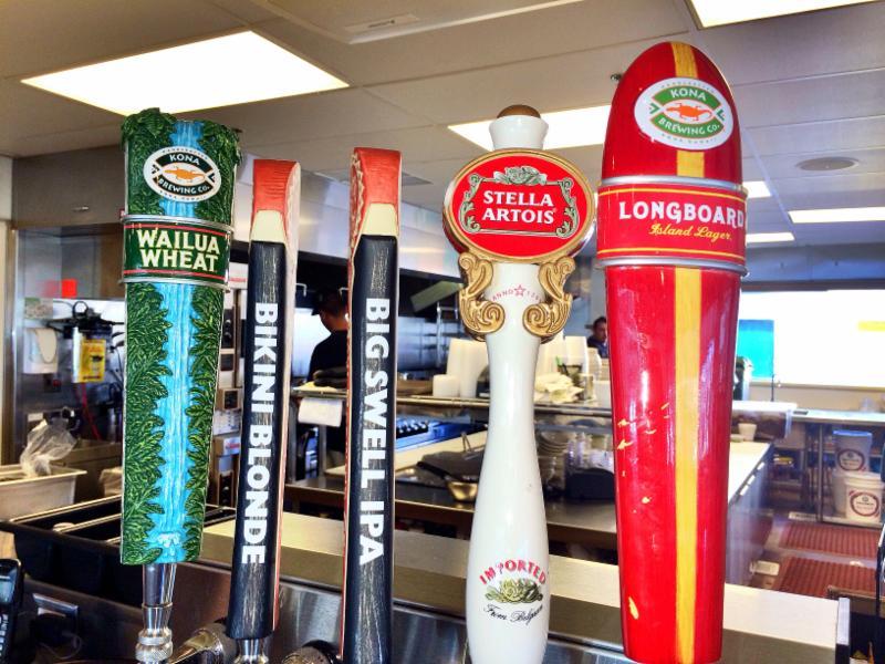 Kona & Maui Brewing Co