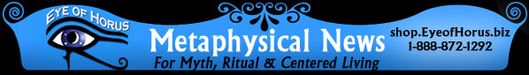 Eye of Horus Metaphysical Store