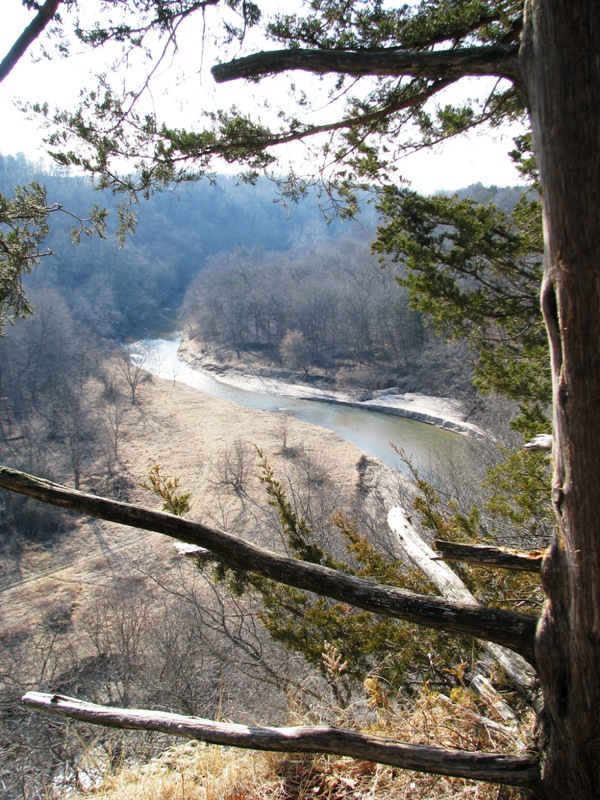 Whitewater Creek Overlook
