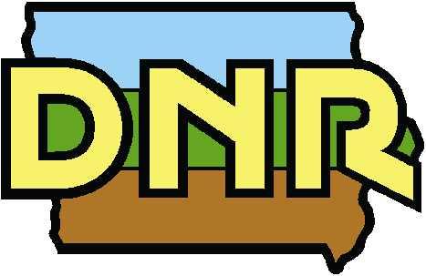 Iowa DNR Logo