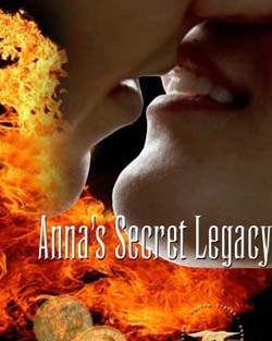 Anna's Secret Legacy Novel Cover