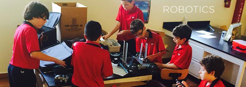 Commonwealth Robotics program