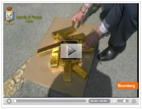 gold seized
