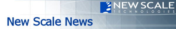 New Scale News logo