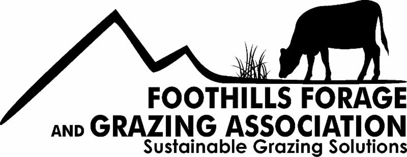 Foothills Forage & Grazing Assn