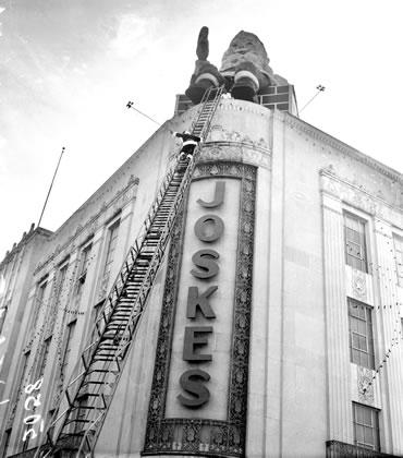 Old Joske S Building