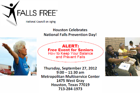 Falls Prevention Day